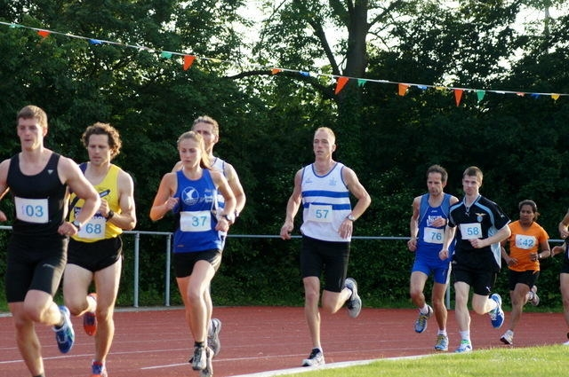 2012 ABC 3000 meter